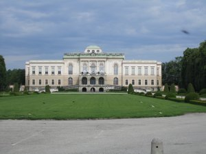 Schloss Klessheim Adresse