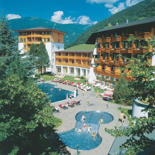 Hotel Ronacher Die Post Bad Kleinkirchheim