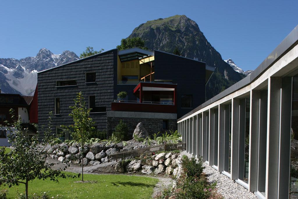 4 sterne designhotel walliserhof in brand in vorarlberg for Designhotel vorarlberg
